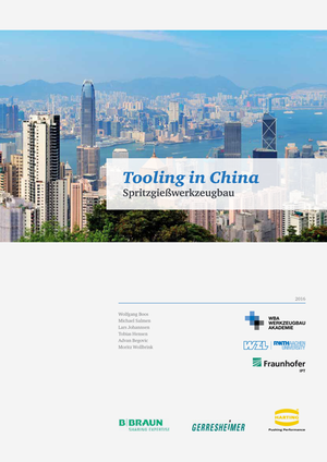 Tooling in China