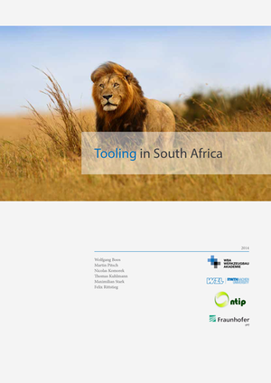 Tooling in South Africa