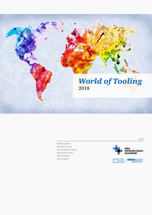 World of Tooling