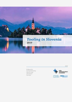 Tooling in Slovenia